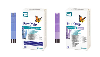 FREESTYLE PRECISION H UND NEO H